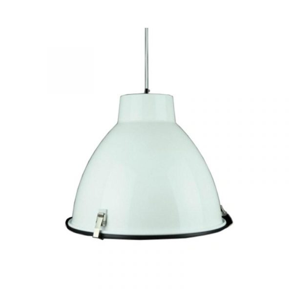 Orion Pendant Light | Aluminium, Black, White - Oz Lights Direct