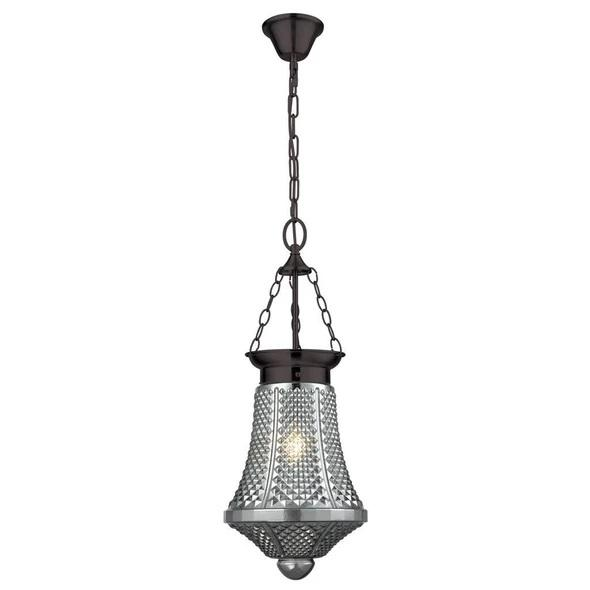 Domus Lighting MAYA Lantern Pendant Black 240V - E27 - Oz Lights Direct