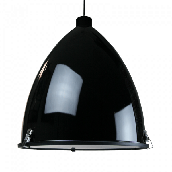 Nestor Pendant Light | Aluminium, Black and White - Oz Lights Direct