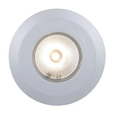 Domus Lighting Deka Round Cover to Suit Deka-Body - Anodised Aluminium - Oz Lights Direct