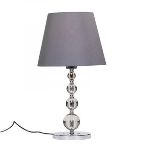 Gittan Table Lamp | Chrome - Oz Lights Direct