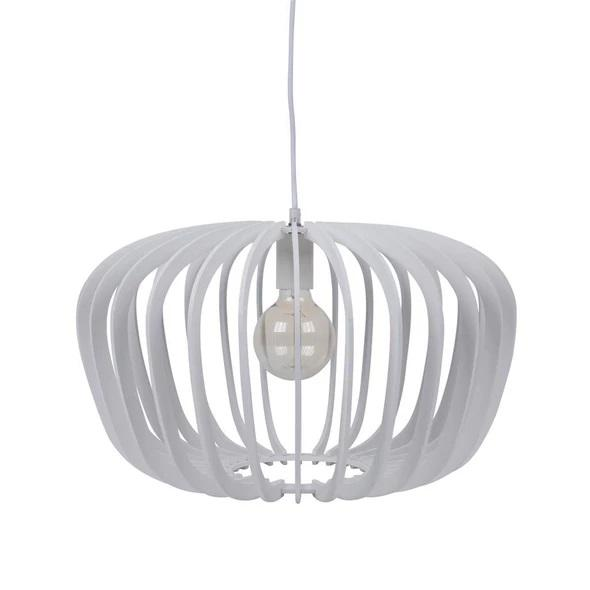 ROBIN-50 50cm Timber Pendant 240V - E27 - Oz Lights Direct